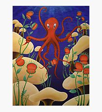 Octopus's Garden Photographic Print