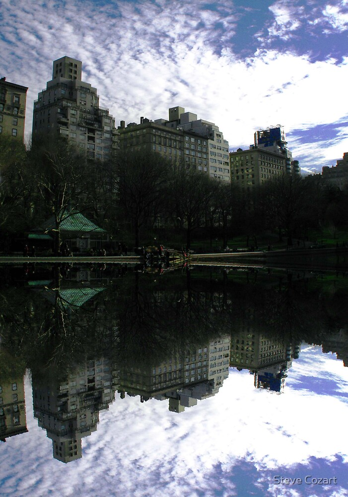 Reflecting Pool by Steve Cozart