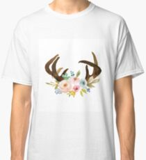 Antlers - intheleafytreetops.com Classic T-Shirt