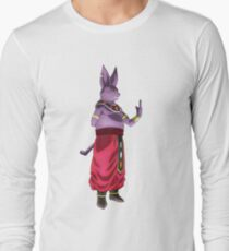 The Fat brother Champa tshirt Long Sleeve T-Shirt