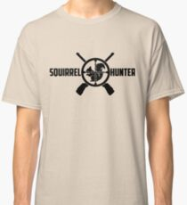 Squirrel Hunter Target Hunting Outdoor Game Sports Classic T-Shirt