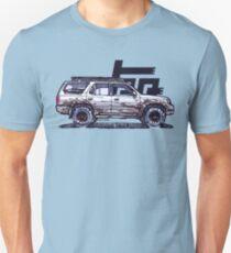 3rd Gen 4Runner TRD - Ghost Unisex T-Shirt