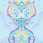 Rebirth, New age, meditation, boho, hippie by hildurko