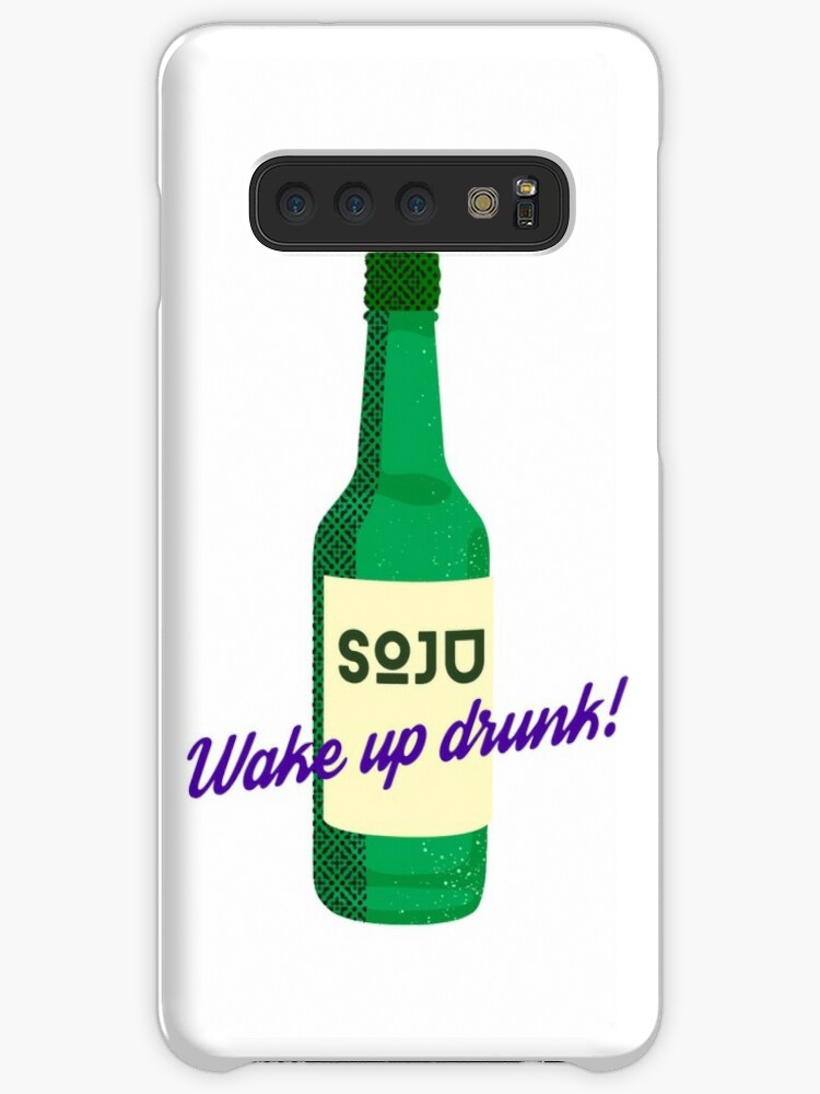 'Soju' Case/Skin for Samsung Galaxy by Jameson Yeah?