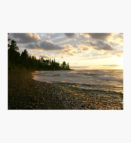 5 Mile Point Photographic Print