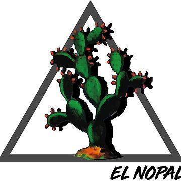 El nopal by ichindenshin