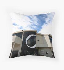 the Big 'O' Throw Pillow