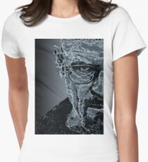 Breaking bad  Women's Fitted T-Shirt