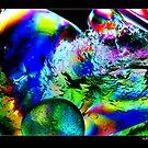 Polarised Glass # 1 by Paul Cotelli