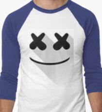 Camiseta ¾ bicolor para hombre marshmello