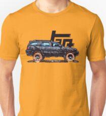 4th Gen 4Runner TRD - Midnight Unisex T-Shirt