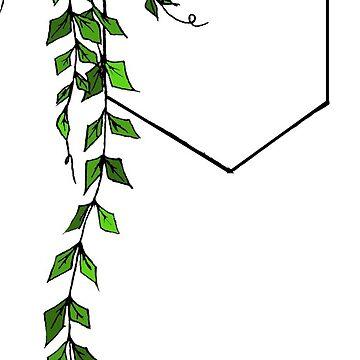 Pocket Plants by CraftyRedFox