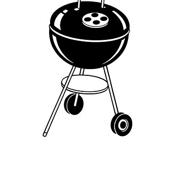 Retro Charcoal Grill  by TheNewAntique