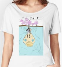 Woman of the Pond Women's Relaxed Fit T-Shirt