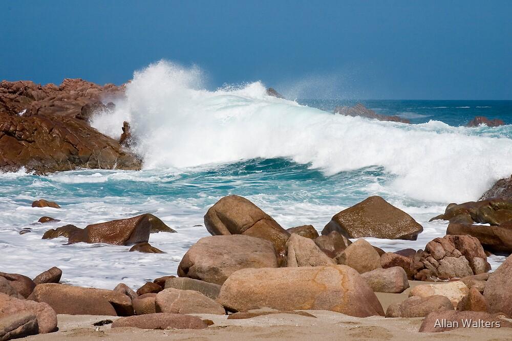 Danger Rocks by Allan Walters
