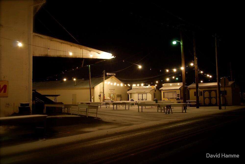 Night Market by David Hamme