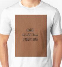 Bad Mother Fucker - Pulp Fiction (V2) Unisex T-Shirt