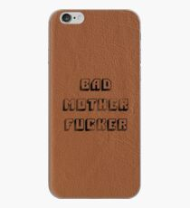 Bad Mother Fucker - Pulp Fiction (V2) iPhone-Hülle & Cover