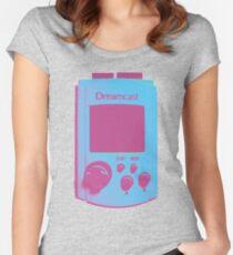 Dreamcast VMU Women's Fitted Scoop T-Shirt