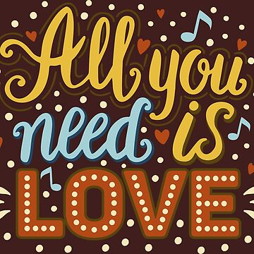 All you need is love by 2shoes4blues