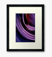 Desert Eclipse (Best at Full Size) Framed Print
