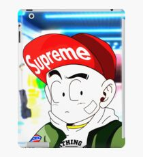 Krillin Out Here sup iPad Case/Skin