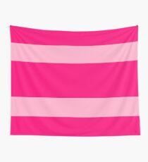 Minimalist Ban.do Colorblock Bright Pattern Blossom Wall Tapestry
