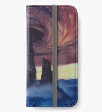 The Vortex - Borderlands 2 Inspired Oil Painting iPhone Wallet/Case/Skin
