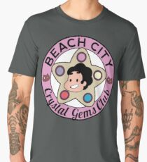 Steven Universe - Beach City Crystal Gems Club Men's Premium T-Shirt