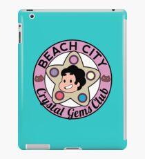 Steven Universe - Beach City Crystal Gems Club iPad Case/Skin