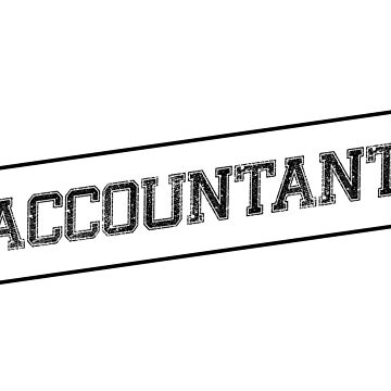 SUPER ACCOUNTANT by WAMTEES