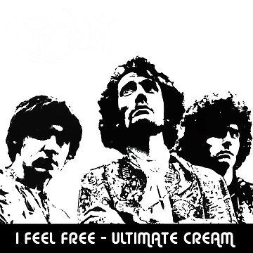 Cream I Feel Free album by ShayMcG