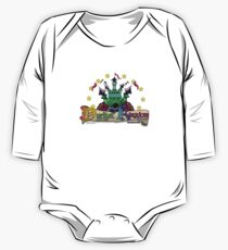 Duelist Kingdom Tournament Logo One Piece - Long Sleeve