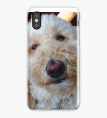 cute puppy iPhone Case/Skin