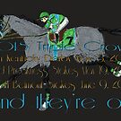2018 Triple Crown - Horse Racing Gifts and Apparel by Ginny Luttrell