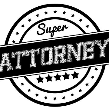 SUPER ATTORNEY by WAMTEES