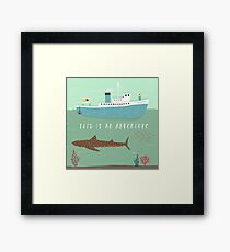 The Belafonte Framed Print