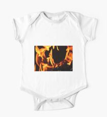 Cool Flame One Piece - Short Sleeve