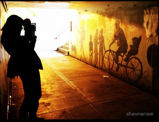 Tunnel Vision by shaunarose
