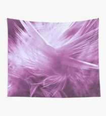 Feather Boa Wall Tapestry