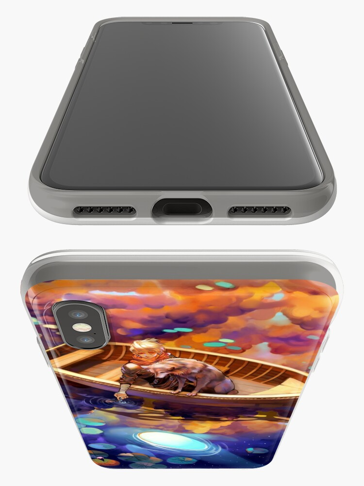 Alternate view of Wander in Wonder iPhone Case & Cover