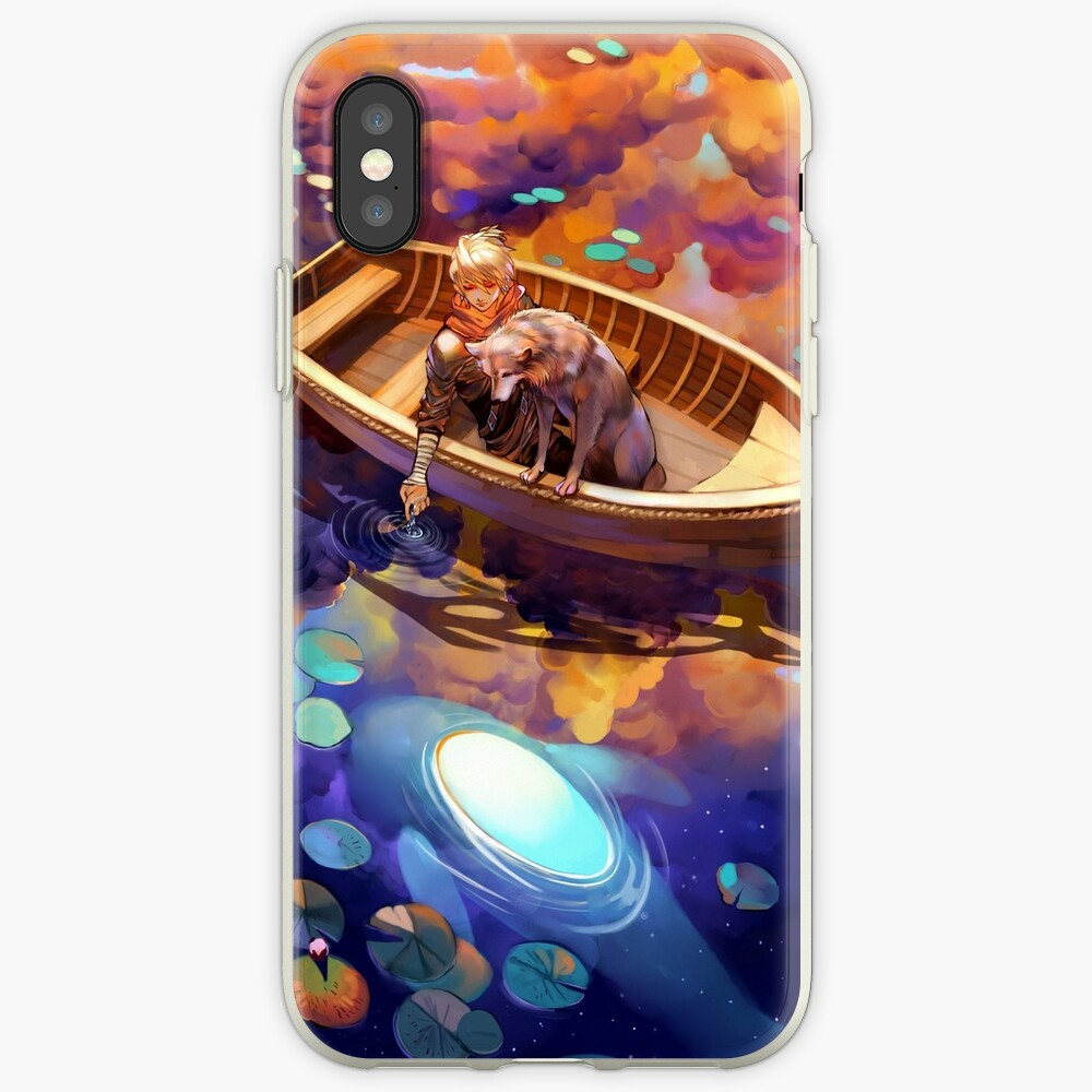 Wander in Wonder iPhone Case & Cover