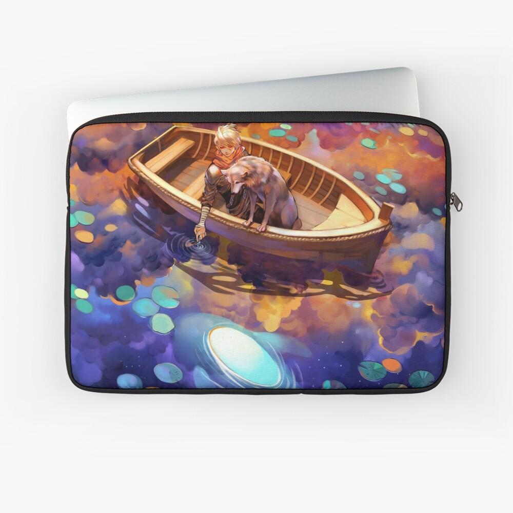 Wander in Wonder Laptop Sleeve