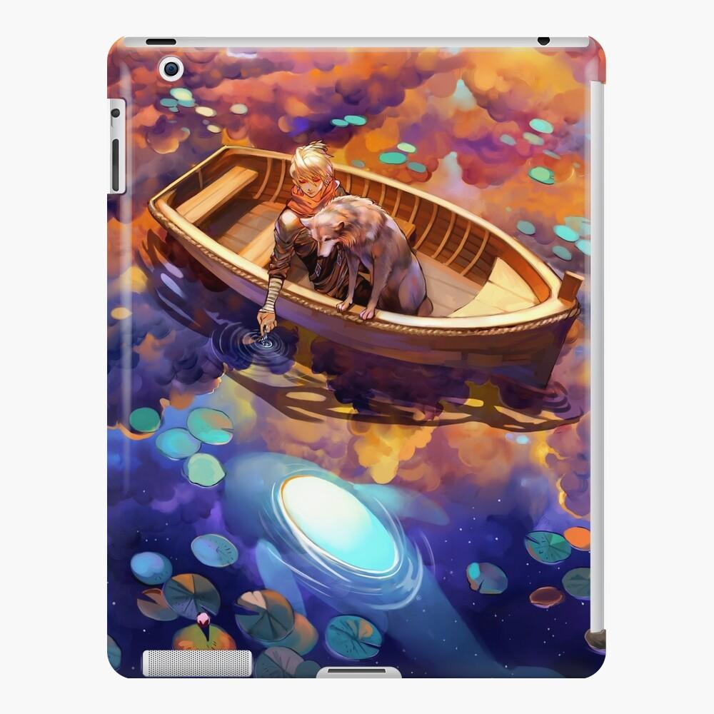 Wander in Wonder iPad Case & Skin