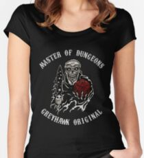 Master of Dungeons - Azhmodai 2018 Women's Fitted Scoop T-Shirt