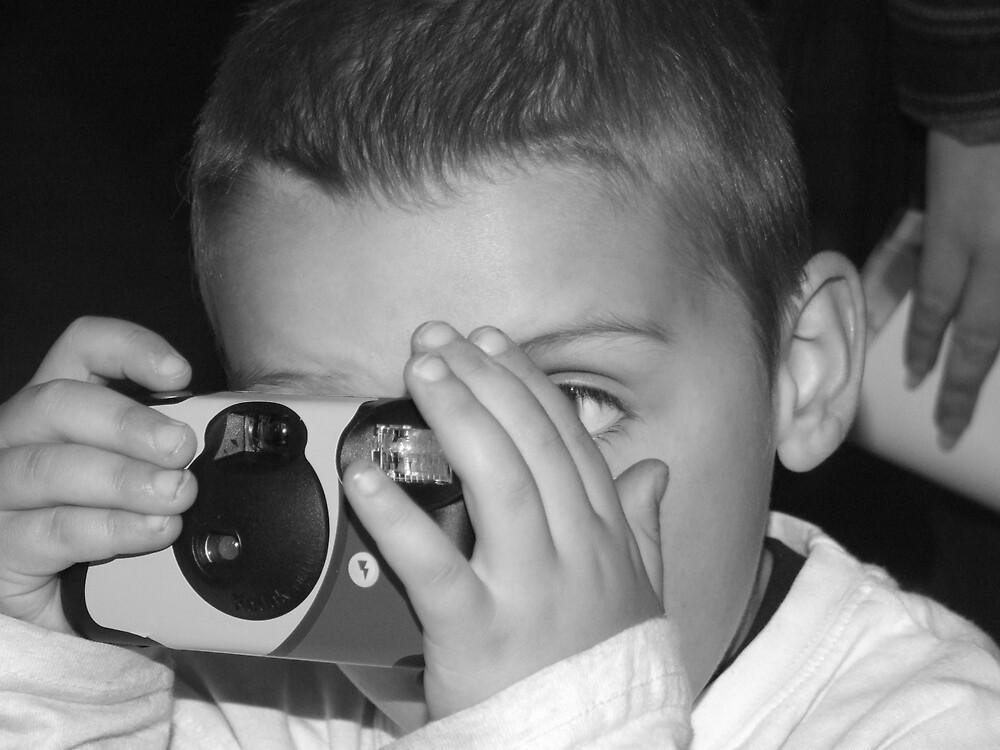 little photographer by Rebekah  Girolamo