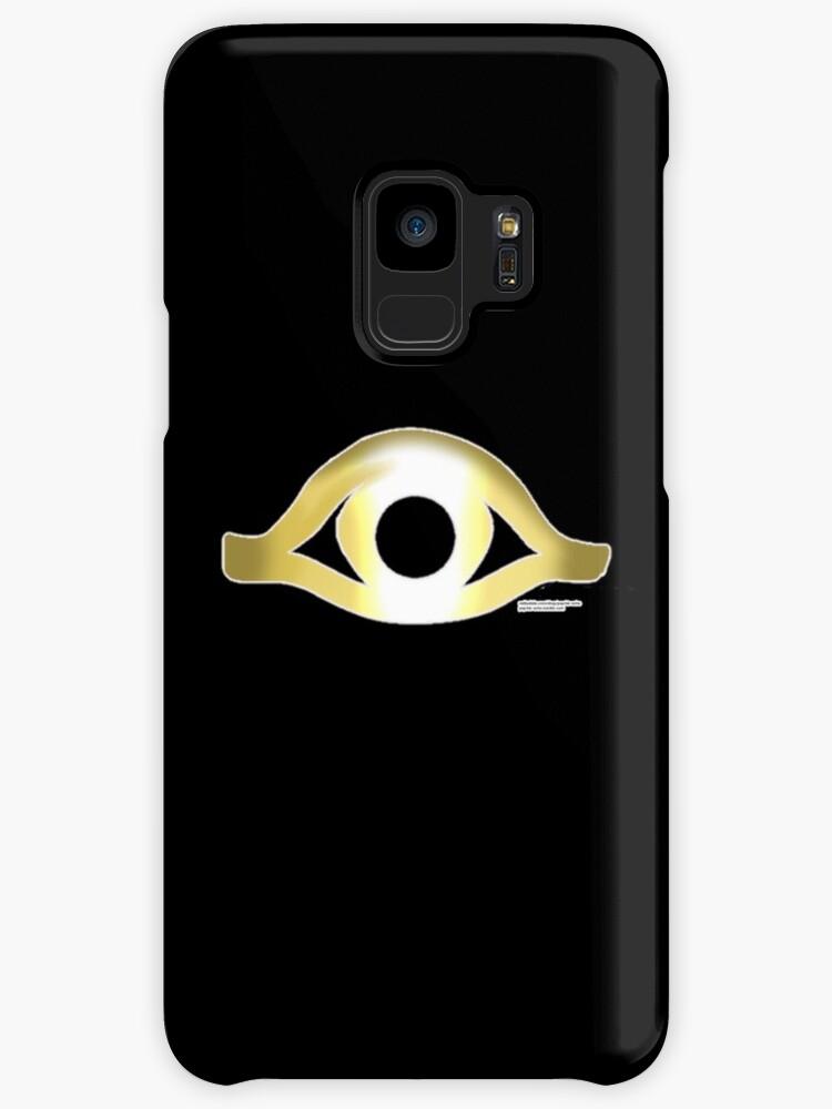 Yugioh Eye Symbol Cases Skins For Samsung Galaxy By Psychic Echo