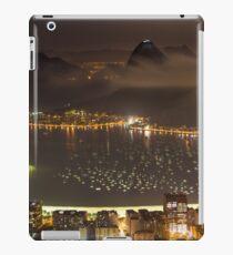 Rio de Janeiro night  iPad Case/Skin