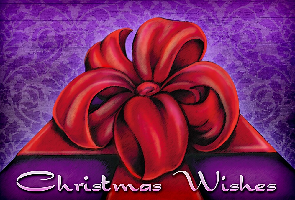 Christmas Present by RedSparrow