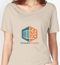 CoverArt Archive Women's Relaxed Fit T-Shirt